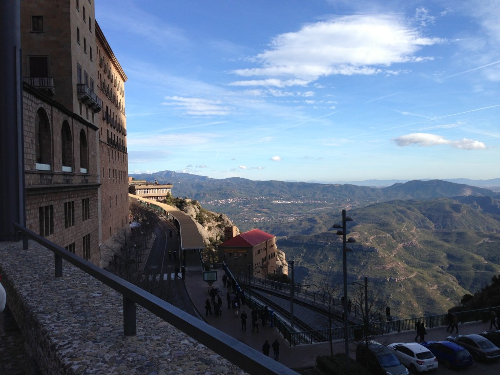 the view from montserrat