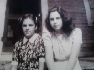 aunt lucy and aunt caroline