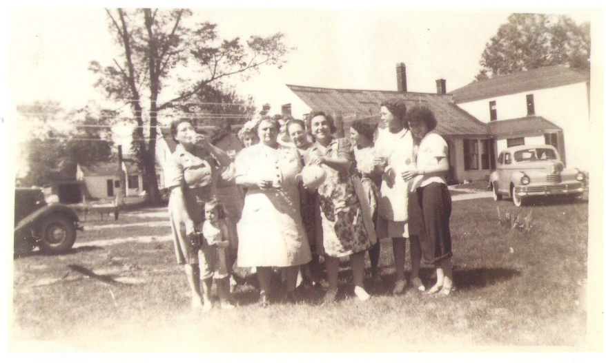 gram and friends