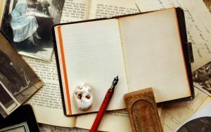vintage_notebook_pen_photography_retro_sepia_bar_74943_1440x900